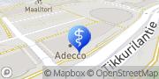 Kartta Terapia Pihlapuu Vantaa, Suomi