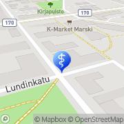 Kartta City Akuutti Porvoo, Suomi