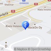 Kartta Toiviainen Eija Ykköshammas Jyväskylä, Suomi