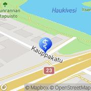 Kartta Keijälä Juha-Pekka Varkaus, Suomi
