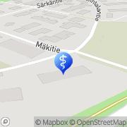 Kartta Kotihoito Polku Joensuu, Suomi