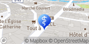 Carte de Amplifon Tonnerre, France