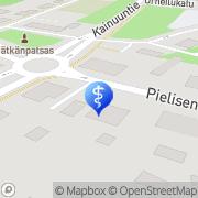 Kartta HyväMieli Lieksa, Suomi