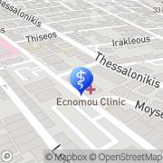 Map Dr. Stavros Economou Limassol, Cyprus