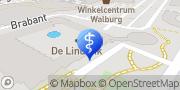 Kaart Hink-Stap-Sprong Kinderergotherapie Zwijndrecht, Nederland