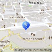 Carte de Benoit Sébastien Orange, France