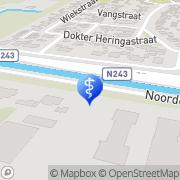 Kaart Hiemstra Y Stompetoren, Nederland