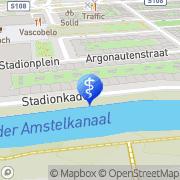Map Brouwer Dental Design BV Amsterdam, Netherlands