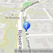 Kaart Verloskundigenpraktijk Geldermalsen eo Geldermalsen, Nederland