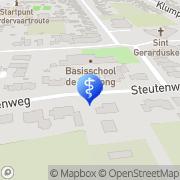 Map Logopediepraktijk Beelen-Nieuwenhoven B van Housie, Belgium