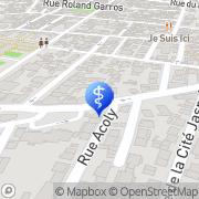 Carte de Bruno Brouage Saint-Denis, France