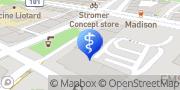 Carte de Institut Maharishi Genève, Suisse