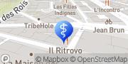 Carte de Citysmile Clinique Dentaire Genève, Suisse