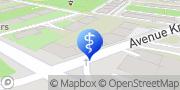 Carte de Pharmacie du Parc Bertrand Genève, Suisse