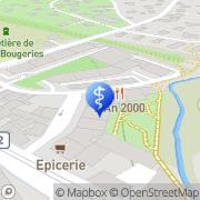 Carte de Patrick Micheels Chêne-Bougeries, Suisse
