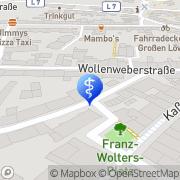 Karte Dr. med. Beate Lycko Emmerich am Rhein, Deutschland