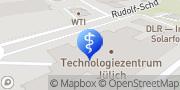 Karte BGM-Solutions Gesellschaft für ganzheitliches Gesundheitsmanagement mbH Jülich, Deutschland