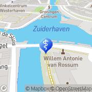 Map Dubbeling Tandarts Groningen, Netherlands