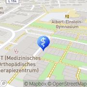 Karte Ergofit Tom Schmitz Kaarst, Deutschland