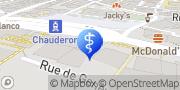 Carte de Marguerite Golay Lausanne, Suisse