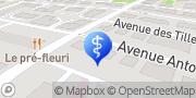 Carte de Olivier Bauquis Lausanne, Suisse