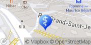Carte de Podo-Concept Lausanne, Suisse
