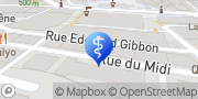 Carte de B-Medic Lausanne, Suisse
