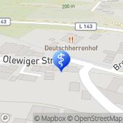 Karte Christel Jung Trier, Deutschland