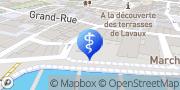 Carte de start.physio/Lutry-Port Lutry, Suisse