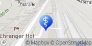 Karte Praxis für Zahnheilkunde Trier, Deutschland