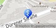 Karte Heilpraktiker Köln, Deutschland