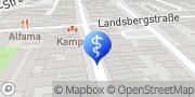 Karte Frauenarzt Dr. Davood Fakhari - Gynäkologie Köln Südstadt Köln, Deutschland