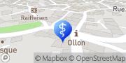Carte de Mouvement Raëlien Suisse / Deutsche Rael-Bewegung Ollon, Suisse
