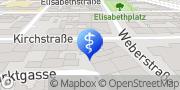 Karte Orthopädie-Schuhtechnik & Podologie Wallbaum Gelsenkirchen, Deutschland