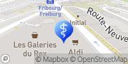 Carte de EE Orthodontics SA Fribourg, Suisse