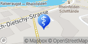 Karte TCM-Helvetica GmbH Rheinfelden, Schweiz