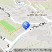 Karte Erich Dreher Hinterzarten, Deutschland