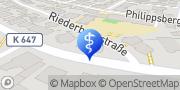 Karte Weg-zum-Erfolg Consulting Wiesbaden, Deutschland