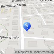 Karte Prof. Dres. Mohr-Kahaly, Enseleit & Partner Wiesbaden, Deutschland