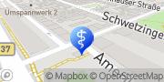 Karte Sarah Strumillo Mannheim, Deutschland