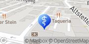 Karte Cierny Zahnärzte Zürich, Schweiz