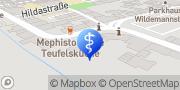 Karte Kelputh - Consulting - Vertriebstraining - Beratung - Coaching Schwetzingen, Deutschland