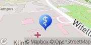 Karte HandZentrum Hirslanden Zürich Zürich, Schweiz