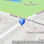 Karte Stephan Kaula Bad Homburg vor der Höhe, Deutschland