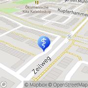 Karte Achenbach Karin Psychologische Psychotherapeutin in Heddernheim Frankfurt am Main, Deutschland