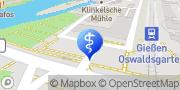 Karte Osteopathie Rudi Kratz Gießen, Deutschland