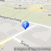 Karte TeleCouch - Psychologische Beratung online Gießen, Deutschland
