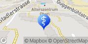 Karte PHOENIX Institution Winterthur, Schweiz