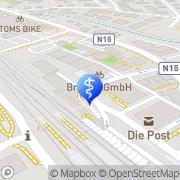 Karte Wetzel Jean-Claude Wetzikon, Schweiz