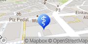 Karte Franziska Peter Rapperswil, Schweiz